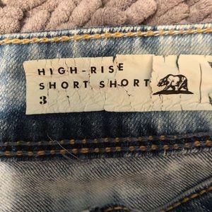 PacSun Shorts - Jean shorts